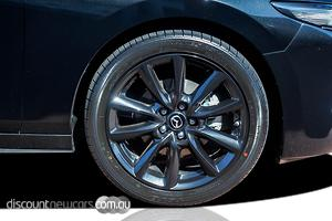 2020 Mazda 3 G25 Astina BP Series Auto