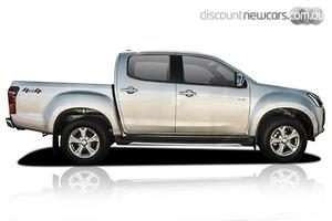 2020 Isuzu D-MAX LS-U High Ride Auto 4x2 MY19