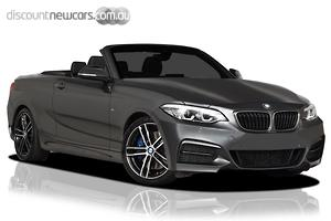 2021 BMW 2 Series M240i F23 LCI Auto