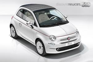 2020 Fiat 500C Dolcevita Auto