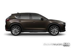 2020 Mazda CX-5 Akera KF Series Auto i-ACTIV AWD