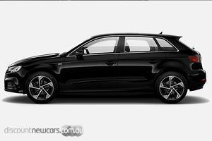 2020 Audi A3 40 TFSI S line plus Auto quattro MY20