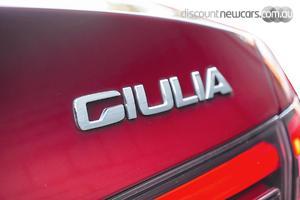2019 Alfa Romeo Giulia Auto MY19