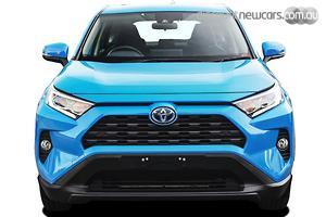 2020 Toyota RAV4 GX Auto eFour