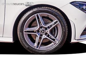 2020 Mercedes-Benz CLA-Class CLA200 Auto