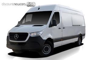 2020 Mercedes-Benz Sprinter 516CDI LWB Auto RWD