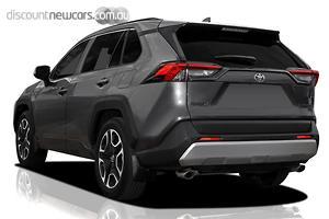 2020 Toyota RAV4 Edge Auto AWD