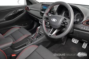 2020 Hyundai i30 N Line Premium Auto MY20