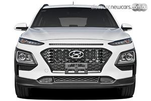 2020 Hyundai Kona Active Auto AWD MY20
