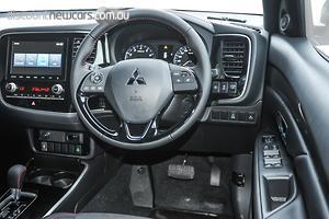 2020 Mitsubishi Outlander Black Edition ZL Auto 2WD MY20