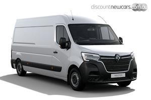 2020 Renault Master Pro 120kW LWB Manual MY20