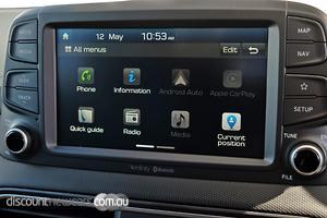 2020 Hyundai Kona Elite Auto AWD MY20