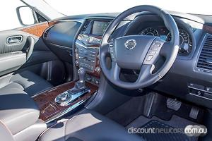 2020 Nissan Patrol Ti-L Y62 Series 5 Auto 4x4 MY20