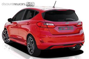 2020 Ford Fiesta ST WG Manual MY20.25