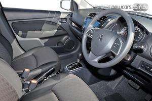2020 Mitsubishi Mirage LS LB Auto MY21