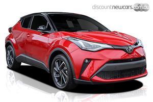 2021 Toyota C-HR Koba Auto AWD