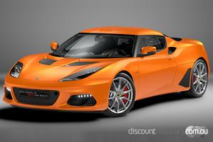2020 Lotus Evora GT410 Auto MY20.5