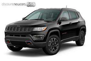 2020 Jeep Compass Trailhawk Auto 4x4 MY20