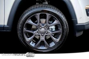 2021 Jeep Compass S-Limited Auto 4x4 MY20