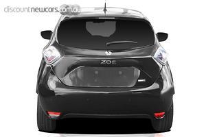 2017 Renault Zoe Intens Auto