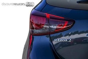 2021 Mazda 2 G15 Pure DJ Series Auto