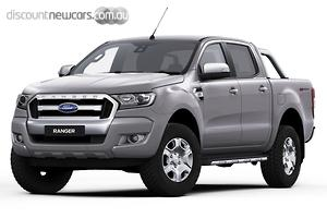 2020 Ford Ranger XLT Hi-Rider PX MkIII Auto 4x2 MY20.75 Double Cab