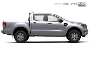 2021 Ford Ranger XLS PX MkIII Manual 4x4 MY21.25 Double Cab