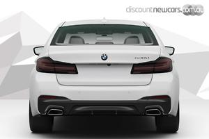 2021 BMW 5 Series 530d M Sport G30 LCI Auto