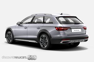 2021 Audi A4 allroad 40 TDI Auto quattro MY21