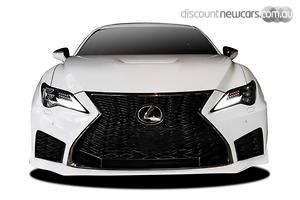 2021 Lexus RC RC F Auto
