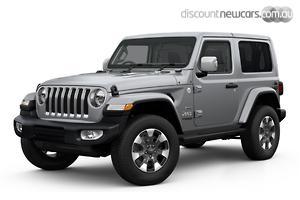 2020 Jeep Wrangler Overland Auto 4x4 MY21