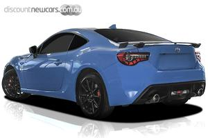2020 Toyota 86 GTS Apollo Blue Manual