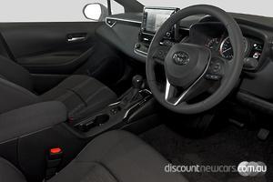 2021 Toyota Corolla SX Hybrid Auto