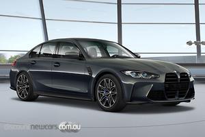 2021 BMW M3 G80 Manual