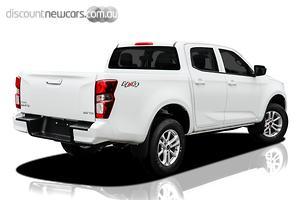 2020 Isuzu D-MAX LS-M Auto 4x4 MY21