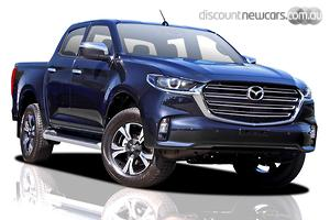 2021 Mazda BT-50 GT TF Manual 4x4 Dual Cab