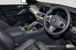 2021 BMW X6 xDrive40i M Sport G06 Auto 4x4