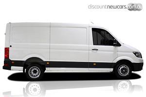 2021 Volkswagen Crafter 55 TDI410 SY1 Medium Wheelbase Auto MY21