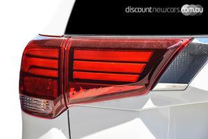 2021 Mitsubishi Outlander LS ZL Auto 2WD MY21