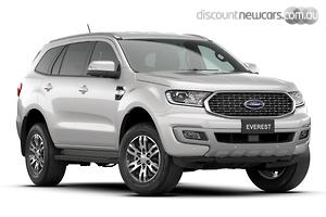 2021 Ford Everest Trend UA II Auto 4WD MY21.25