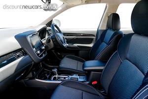 2021 Mitsubishi Outlander ES ZL Auto 2WD MY21