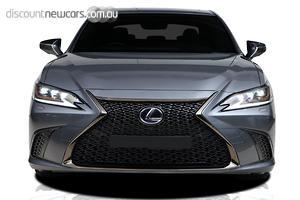 2020 Lexus ES ES300h F Sport Auto