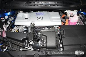 2020 Lexus CT CT200h F Sport Auto