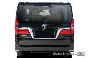 2021 Toyota Granvia Auto