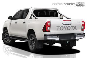 2021 Toyota Hilux SR5 Manual 4x4 Double Cab