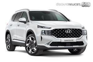 2021 Hyundai Santa Fe Elite Auto 4x4 MY21