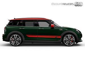 2021 MINI Clubman John Cooper Works Signature Auto ALL4