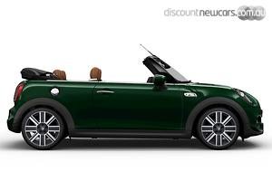 2021 MINI Convertible Cooper S Signature Auto