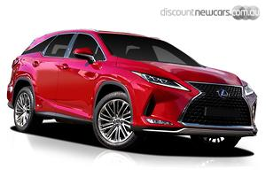 2021 Lexus RX RX450hL Sports Luxury Auto 4x4