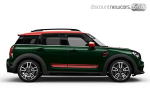 2021 MINI Countryman John Cooper Works Signature Auto ALL4